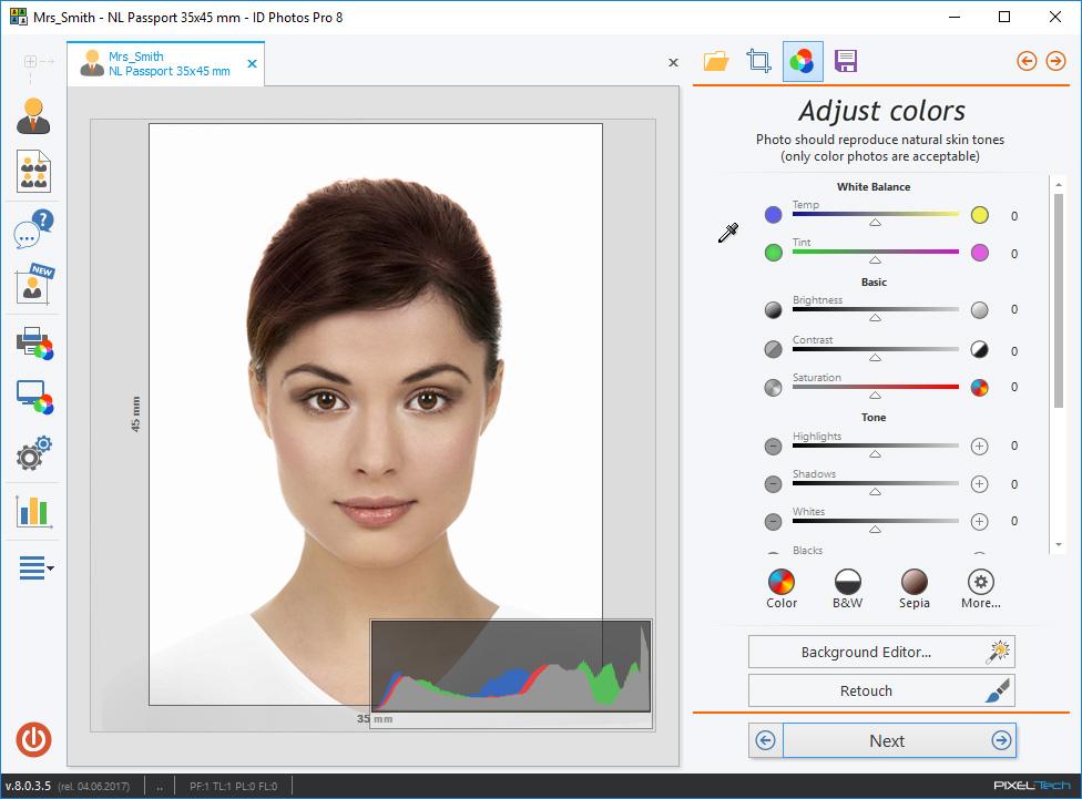 Resultado de imagen para Pixel-Tech ID Photos Pro